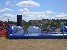 Inflatables—Zorb-Balls