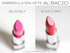 Gabriella Salvete AL BACIO 09 Lovely 05 Wild red