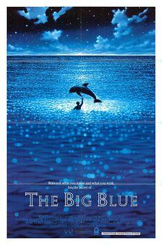 The Big Blue, filmed mostly in Amorgos, Greece