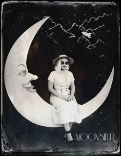Moonsieur Photobooth, Gold Coast, Australia.