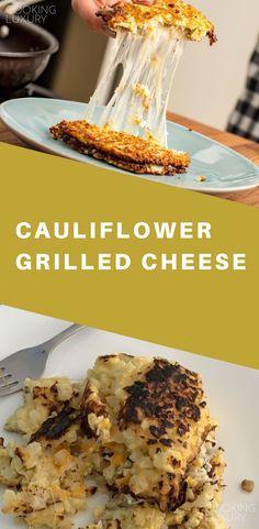 Recipe using cauliflower. Lunch Snacks, Keto Snacks, Snack Recipes, Ketogenic Recipes, Low Carb Recipes, Recipe Using Cauliflower, Keto Chocolate Chips, Quick Meals, Food Print