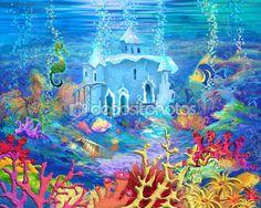 Under water cartoon scenes Stock Photos, Royalty Free Under water cartoon scenes Images | Depositphotos®