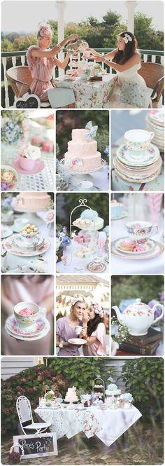 Fácil y Sencillo: La hora del té Party