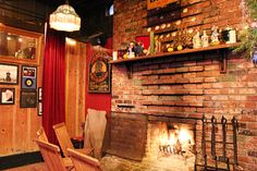 Try These 13 S.F. Fireside Spots  #refinery29