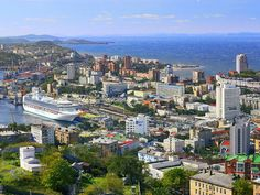 Vladivostok, Russia. Not really obscure but not many people know about this part of the world.