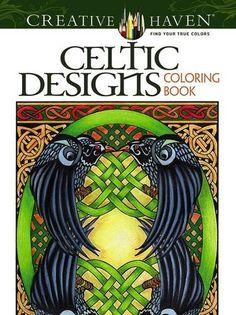 Amazon.com: Creative Haven Celtic Designs Coloring Book (Creative Haven Coloring Books) (9780486803104): Carol Schmidt: Books