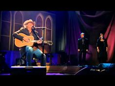 "Alan Jackson - ""Softly And Tenderly"""