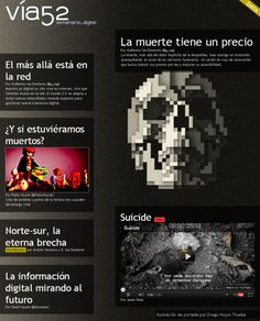 Nº3 de Vía52: Muerte / Autor: Diego Hoyos Arribas  http://www.via52.com/archivos/numero3.php
