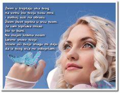živim život leptira u srcu tvom...