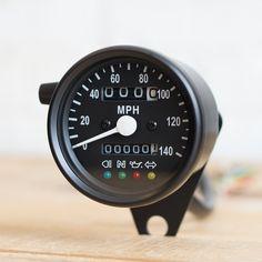 Motorcycle Speedometer Tachometer Odometer Gauge Car