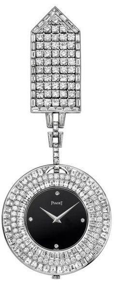 Piaget Relógios de bolso 132 diamantes