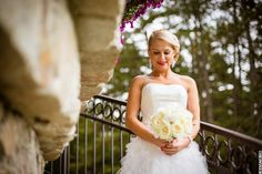 Beauty bride! Shot at Bojnice Spa :)