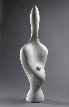 Jean Arp, Idole, 1950