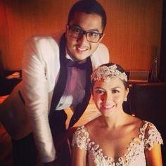Wonderful weddings couple