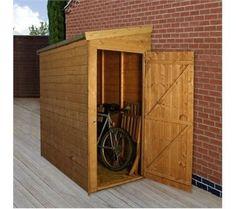 DIY Bike Storage