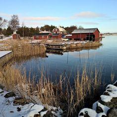 Utö -island. Photo Anja Nysten/ Kemikaalikimara.