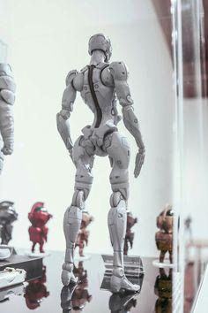 1 million+ Stunning Free Images to Use Anywhere Arte Robot, 3d Cnc, Robot Girl, Robot Concept Art, Poses References, Free To Use Images, Robot Design, 3d Prints, Vinyl Toys