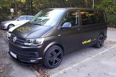 VW Bus T6 - Deluxe Wheels Deutschland