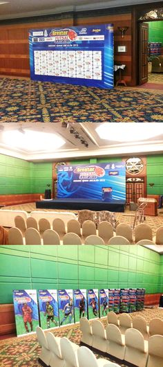 Product: Press Conference Brand: #Breaker Event: Breaker Futsal FA Cup 2015  Client: Siam Inter Multimedia PLC Client's industry: Agency Location: Bangkok, Thailand