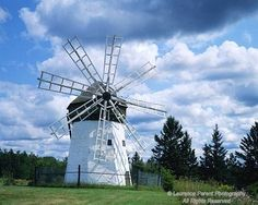 Wisconsin, Douglas County, Windmill built by Finnish immigrant in 1904