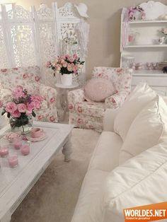 Белая гостиная фото 3