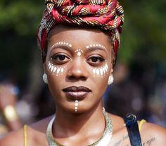 Afropunk Street Style 2015 - POPSUGAR Photography / Benjamin Stone