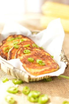 Pan-Fried Chinese Corn Cakes YuMi Baba (2 of 6)