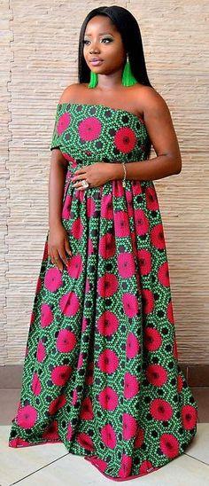 Les 148 meilleures images du tableau Couture africaine sur Pinterest en 2018 | African Fashion ...