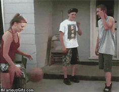 Share this Play basketball like a pro Animated GIF with everyone. Gif4Share is…