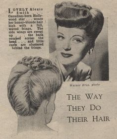 victory roll hairstyle | victory rolls hairstyle. in victory rolls or in one