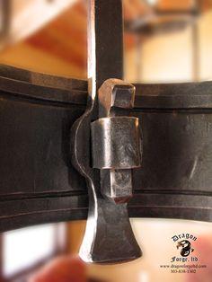 Portfolio | Dragon Forge - Colorado Blacksmith - Custom hand forged archectural ironwork