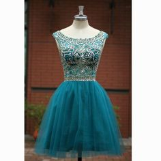 Homecoming Dress 2016 Affordable Price Short Prom Party Dresses pst1004