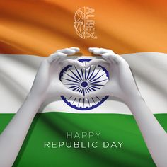 Let's make a strong nation by binding our society in a string of love and faith. Republic Day, Strong, Faith, India, Holidays, Happy, How To Make, Delhi India, Holiday