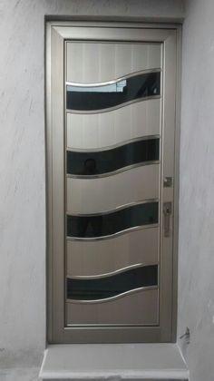 99 Ideas De Puertas Automaticas Puertas De Metal Puertas De Aluminio Puertas De Entrada De Metal