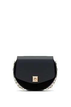 Contrast Mini Messenger Bag, £29.99 | Zara