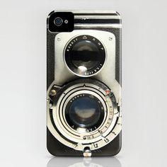 Ewan Arnolda vintage camera iPhone case