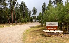 WC Welding: Jacob Lake Campground Near the North Rim of the Grand Canyon