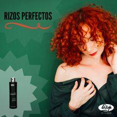 ¿Quieres unos rizos perfectos? Con nuestro Rizador-Crema Gel Fashion define la forma de tu cabello, protégelo de la humedad y reaviva el brillo eliminando el odiado encrespado