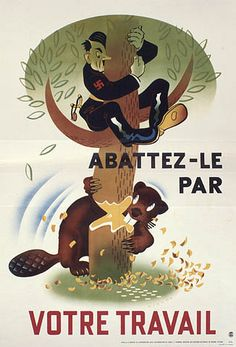 Canadian Second World War Propaganda Posters & Sketch's. - Canada at War Forums