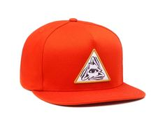 All Eyes Snapback Cap by HUF