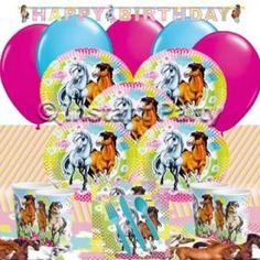 Charming Horses VIP Party Pack