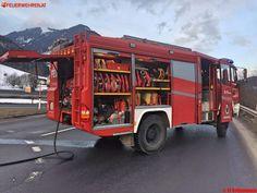 BFV Liezen, Paltental: Zwei Einsätze parallel in Rottenmann #firetruck #truck