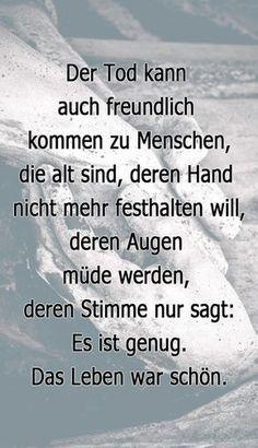 Trauerspruch Für Trauerdanksagungen #Trauer #Trauerverse #Kondolenz # Trauersprüche #Gedenken