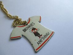 Adorable Vintage Brownies Can Do Anything  by MoonlightMartini