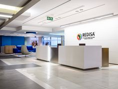 We welcomed the opportunity to collaborate with two organisations, Kusuga Taka and REDISA, to create their first head quarters in the Sunclare Building in Claremont, Cape Town.