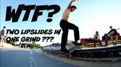WTF? Two LIPSLIDES in one grind - The CRAZIEST skateboarding COMBOS ever - Andrè Neves - http://dailyskatetube.com/switzerland/wtf-two-lipslides-in-one-grind-the-craziest-skateboarding-combos-ever-andre-neves/ - http://www.youtube.com/watch?v=BmANTKMBrm0&feature=youtube_gdata  These are some of the CRAZIEST skateboarding COMBOS i have ever seen!!! Check out my bro Andrè Neves from switzerland!! #staytuned more footage of him is coming soon!!! Subscribe HERE for...