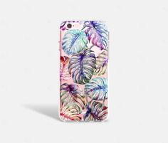 iPhone 7 Case Vintage iPhone 7 Case Clear Summer by casesbycsera