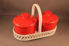 70s Space Lovely Marmalade Jam Pot Set Age von ZeitreiseFrankfurt, €23.00