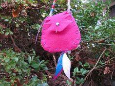 Kid Friendly Native American Medicine Bag | Lesson Plans | CraftGossip.com