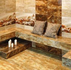 Плитка для ванной Коллекция Сиерра Керамин